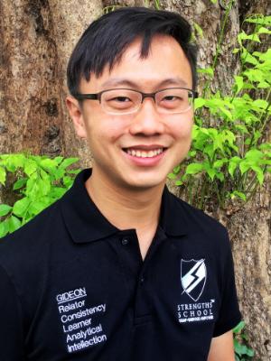 Gideon Ren StrengthsFinder Coach Strengths School Singapore