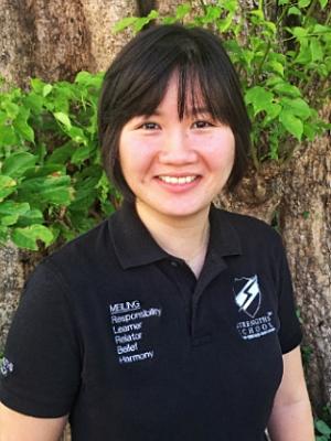 Meiling Tan Strengths School Singapore StrengthsFinder