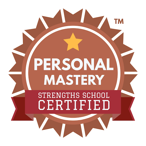 Personal Mastery StrengthsFinder Strengths School Singapore (low)