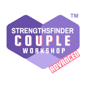 Advanced - Couple StrengthsFinder Workshop Strengths School Singapore