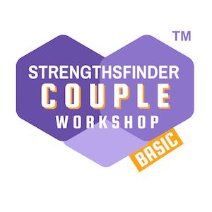 Basic - Couple StrengthsFinder Workshop Strengths School Singapore low