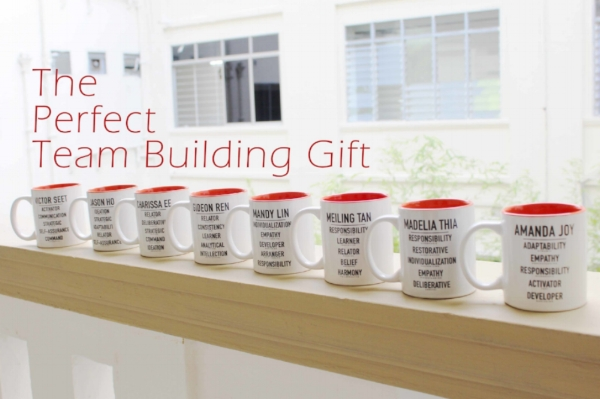 Corporate Team Building StrengthsFinder Mugs Strengths School