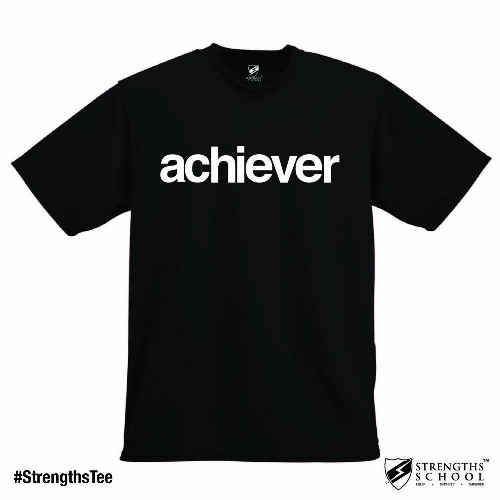 StrengthsTee StrengthsFinder Tee - Achiever.jpg