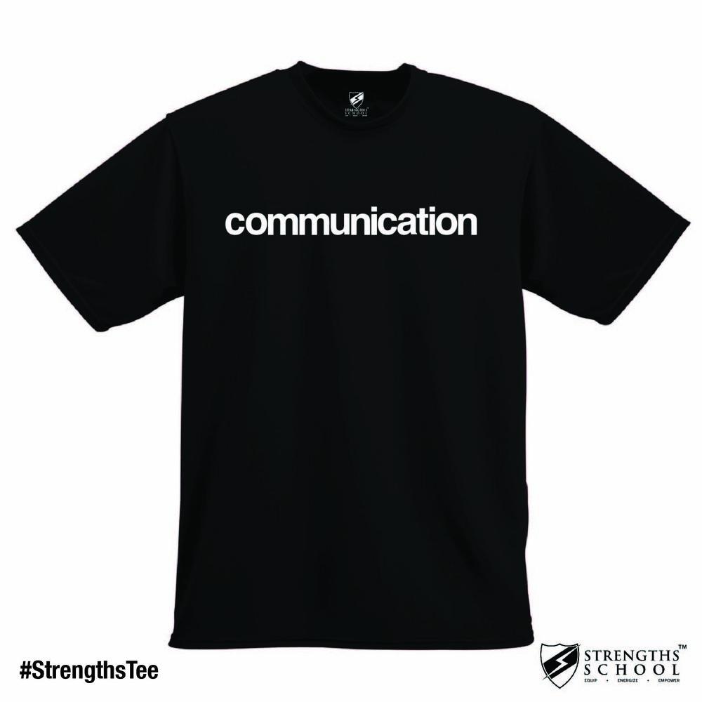 StrengthsTee StrengthsFinder Tee - Communication.jpg