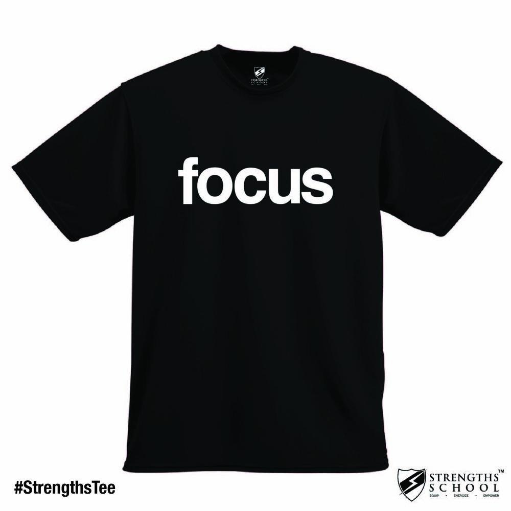 StrengthsTee StrengthsFinder Tee - Focus.jpg
