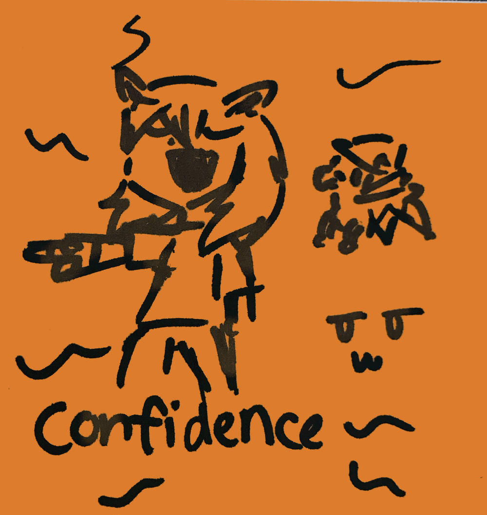 Confidence StrengthsExplorer Talent Theme
