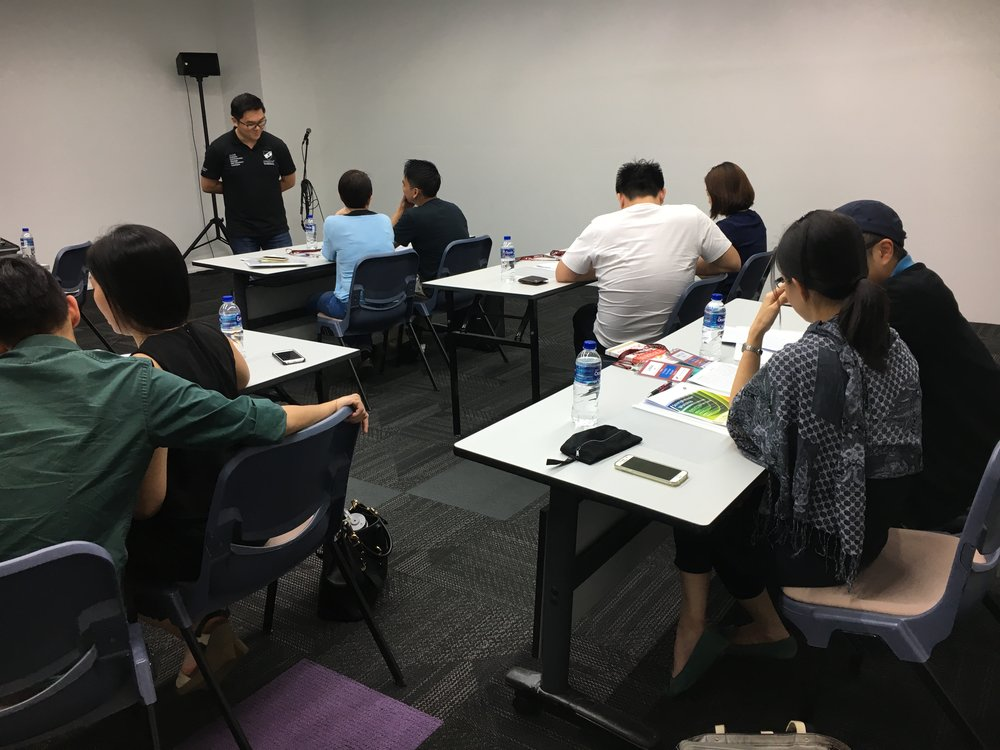 StrengthsFinder Couple Workshop Singapore