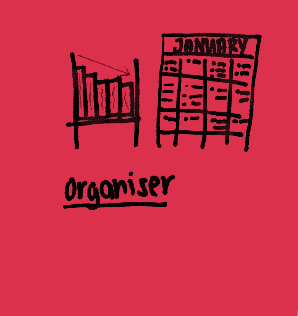Organizer StrengthsExplorer Talent Theme