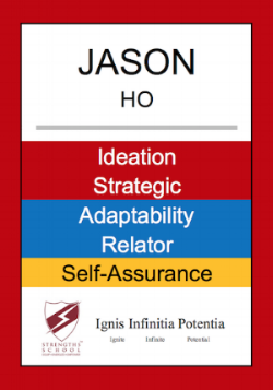 Jason+Ho+StrengthsFinder+Singapore