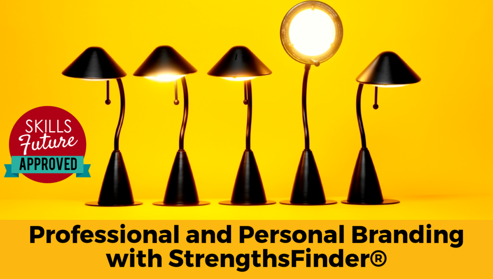 Professional and Personal Branding with StrengthsFinder®