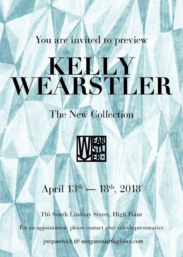 PREVIEW KELLY WEARSTLER'S NEW COLLECTION