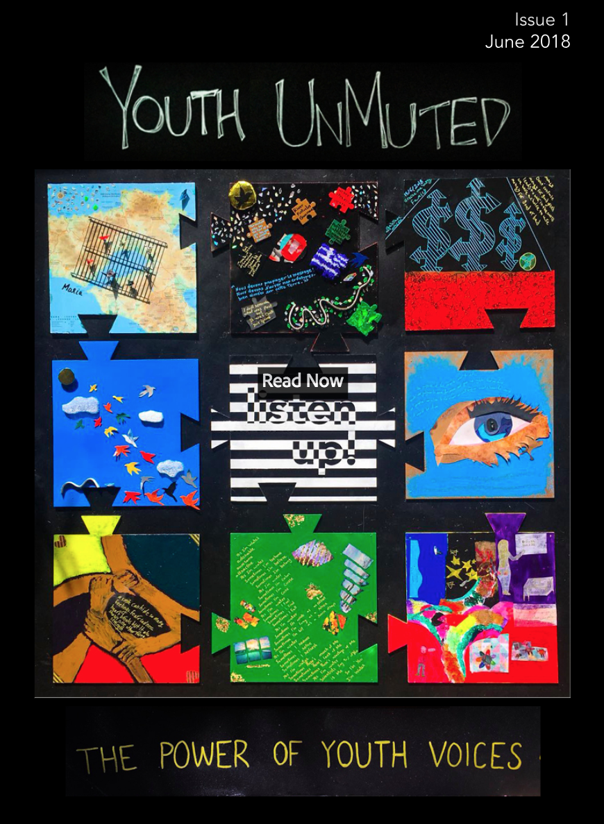 The Youth UnMuted Magazine - June 2018