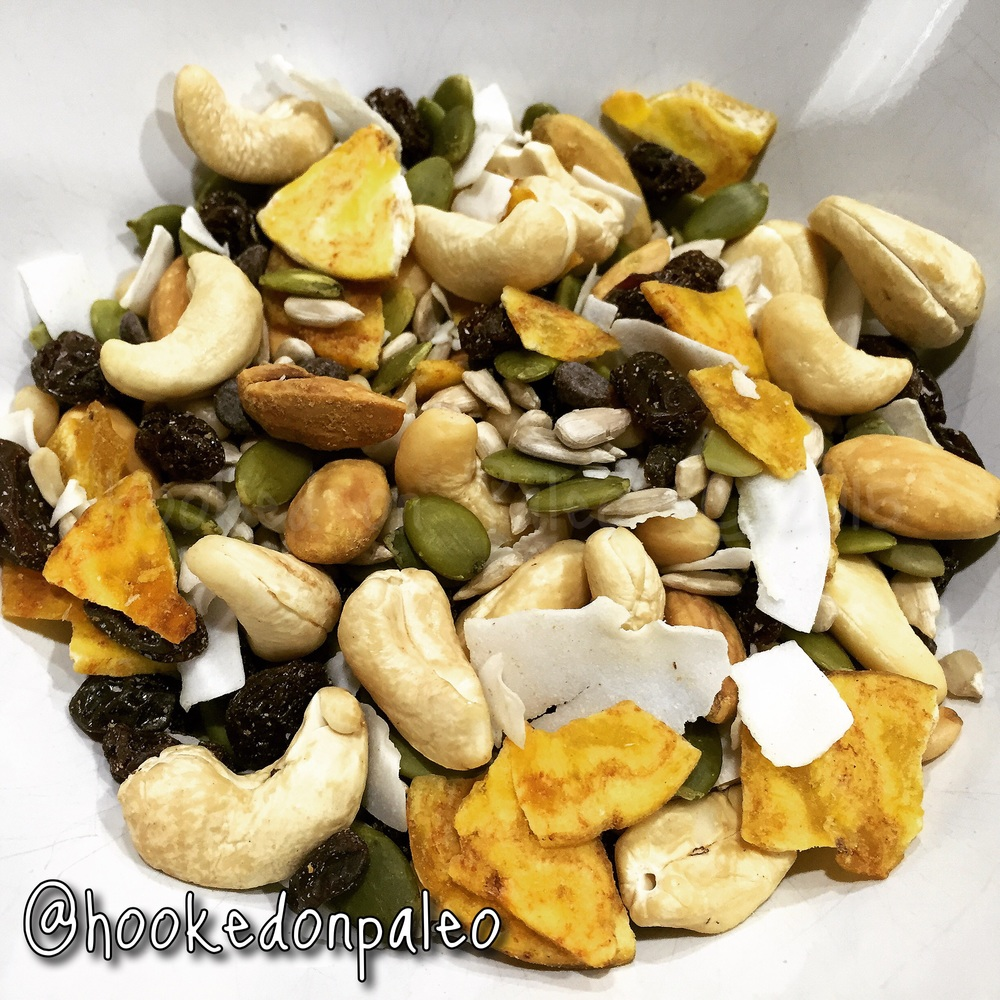 Healthy Paleo Trail Mix