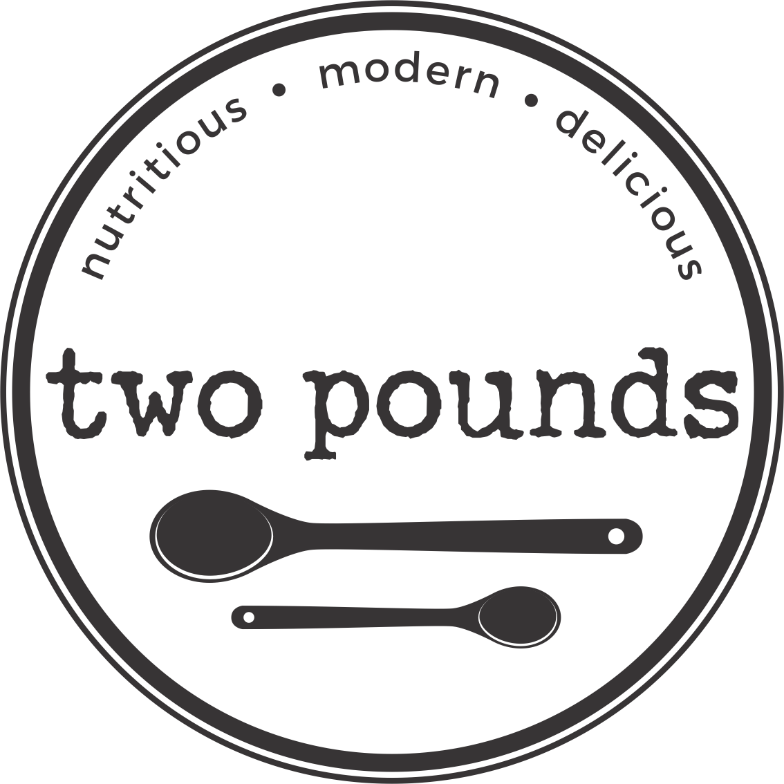two pounds