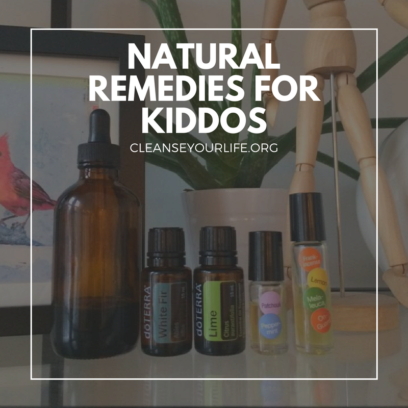 Natural Remedies For Kiddos