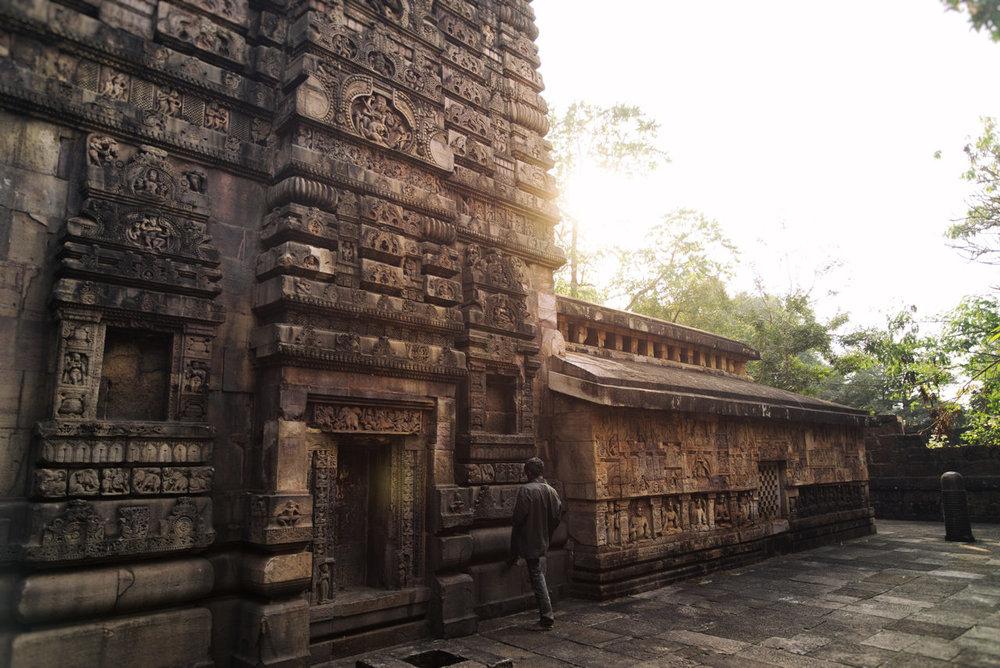 Orissa - Tantric temples / Temples tantriques