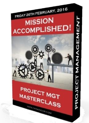 www.thinkinghr.com project mgt