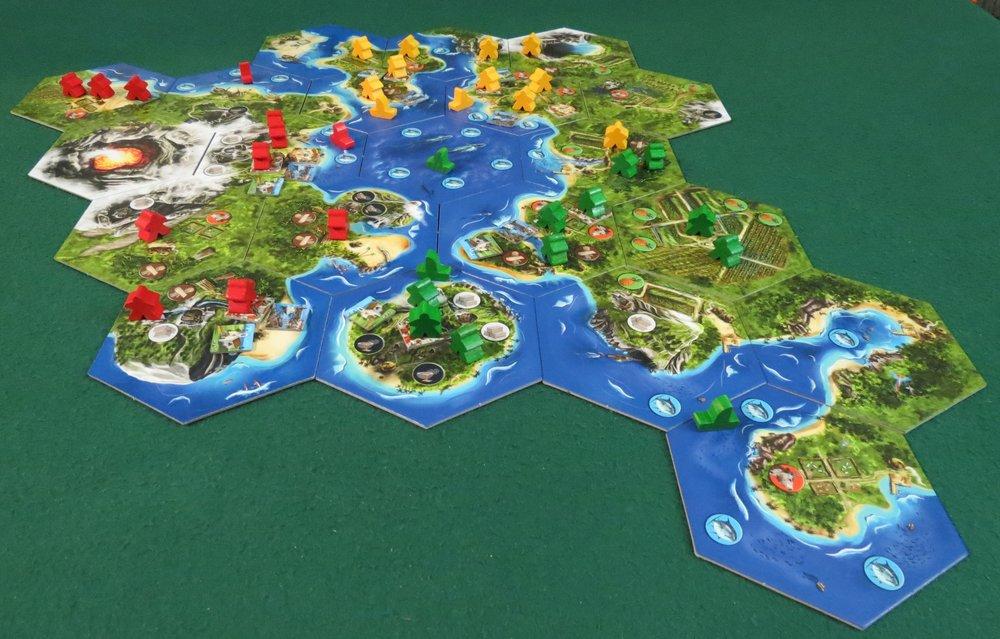 Archipelago by  Asmodee