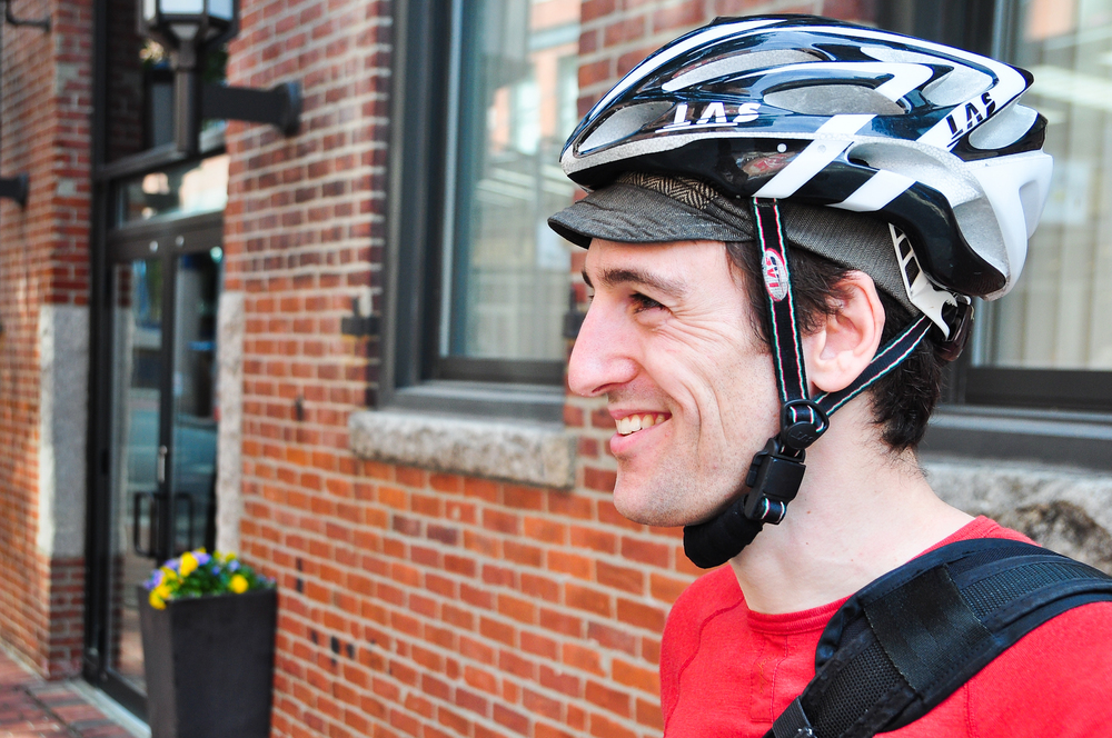 Elie Dolgin in Boston, MA