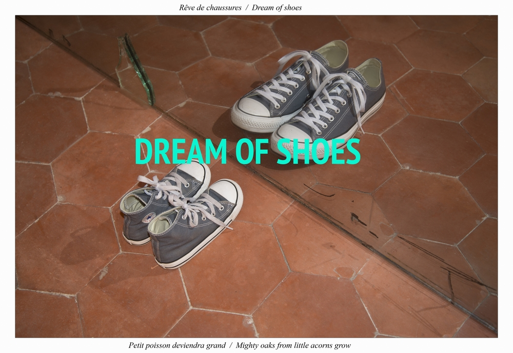 Dream of Shoes, 2015