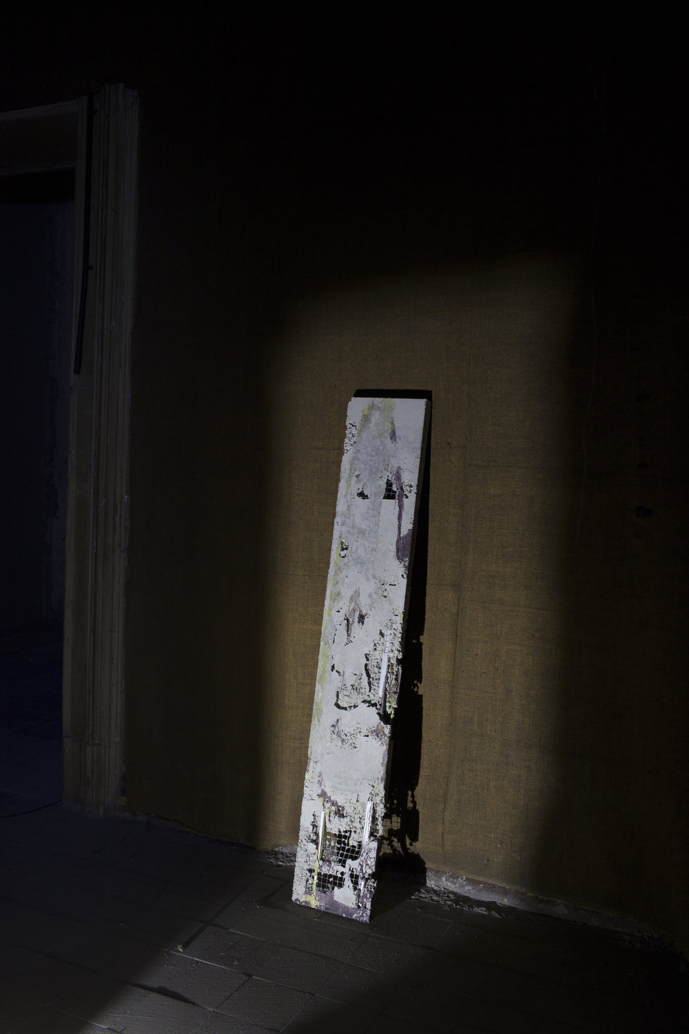 Michele Tiberio-Untitled 5 (Wall)-172x29x4cm LARGE.jpg
