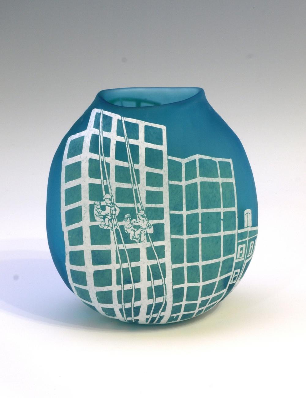 Skyscraper Vase, 2014