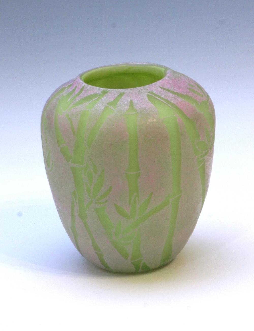Bamboo Vase, 2014