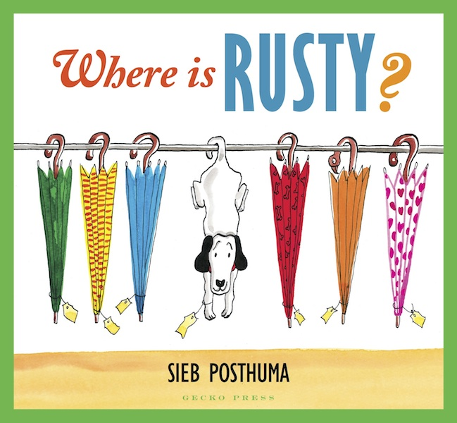 Where is Rusty