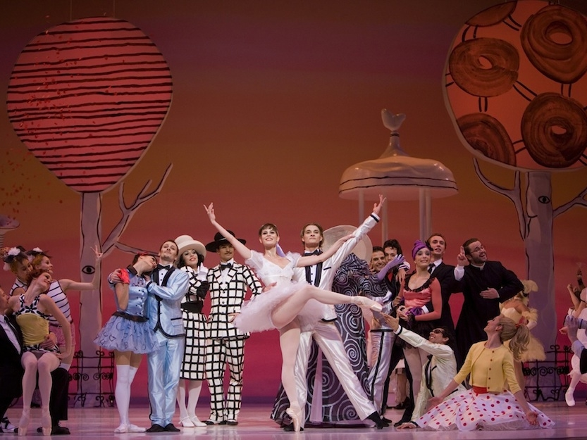 Coppelia door Het Nationale Ballet 1