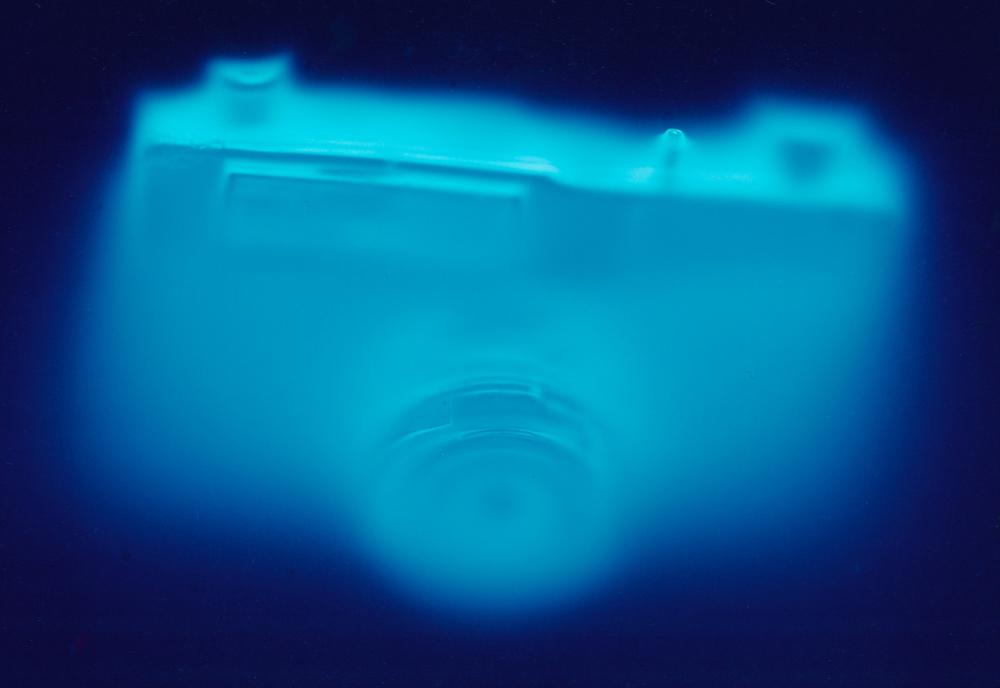 Blue 1, Penelope Davis,2000, type c print, 78x100cm