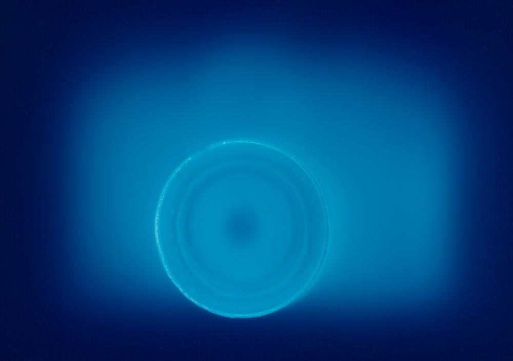 Blue 4, Penelope Davis,2000, type c print, 78x100cm