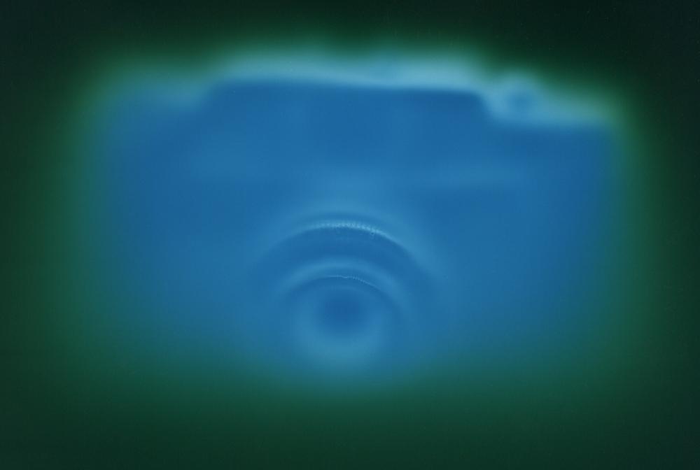 Blue/Green 1, Penelope Davis,2000, type c print, 78x100cm
