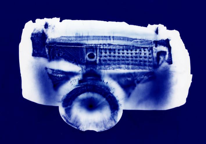 Camera #3, Penelope Davis,1997, Penelope Davis, type c print, 70x97cm