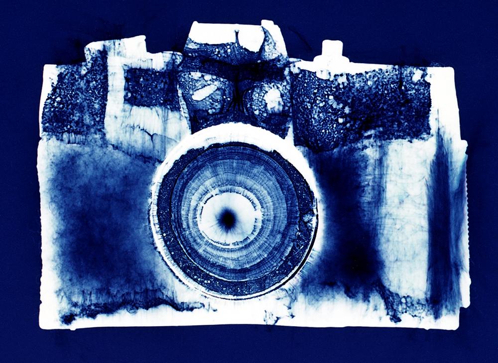 Camera #6 1997, Penelope Davis,type c print, 70x97cm