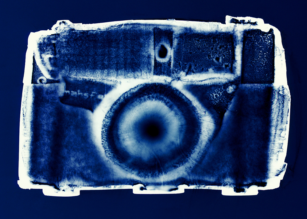 Camera #15 1997,Penelope Davis,type c print, 70x98cm
