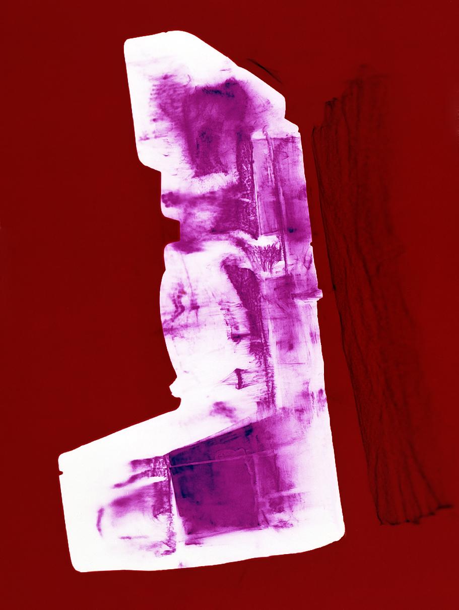 1000 onestep (pink),Penelope Davis, 2003, type c print, 125x94cm