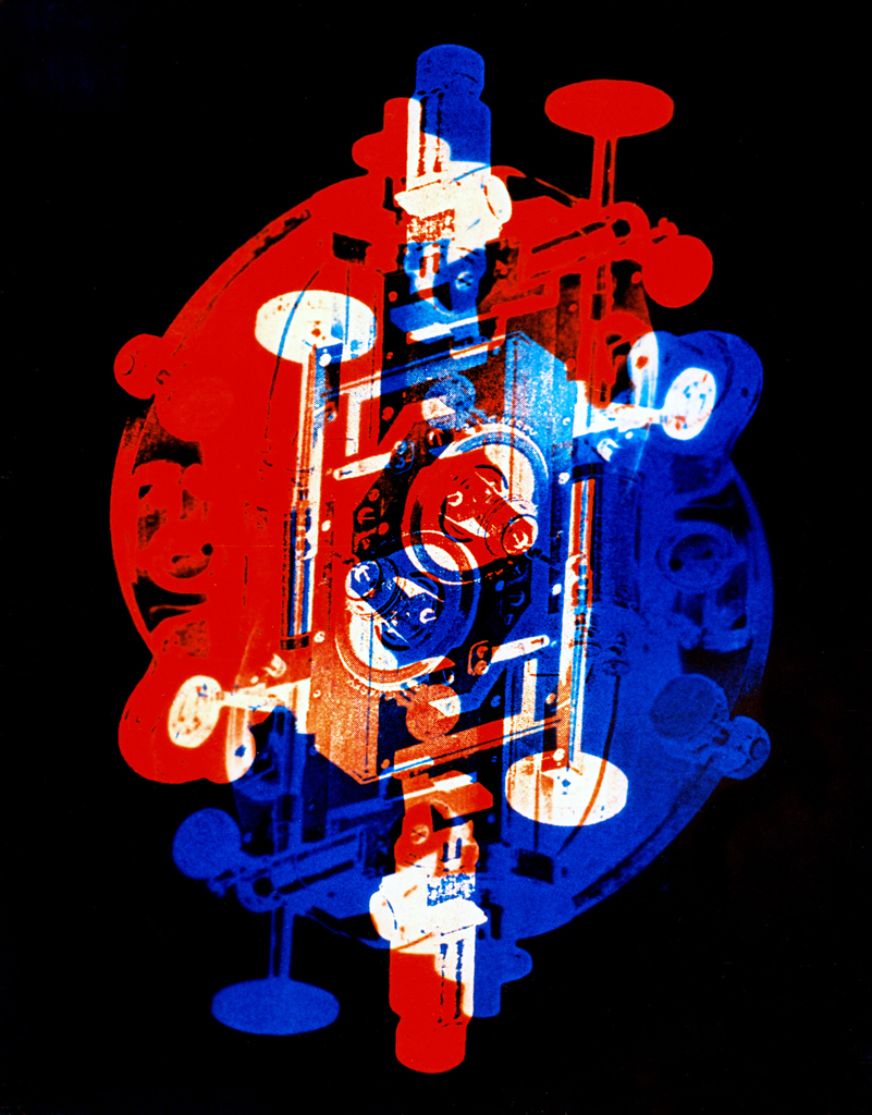 Photomachine No.1, Penelope Davis,1997, type c photograph, 100x76cm