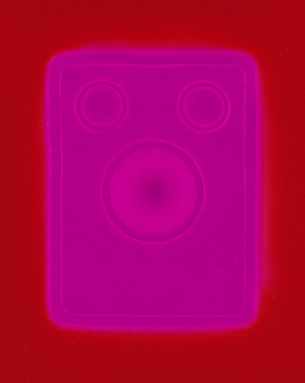 Red 3, Penelope Davis,2000, type c print, 78x100cm