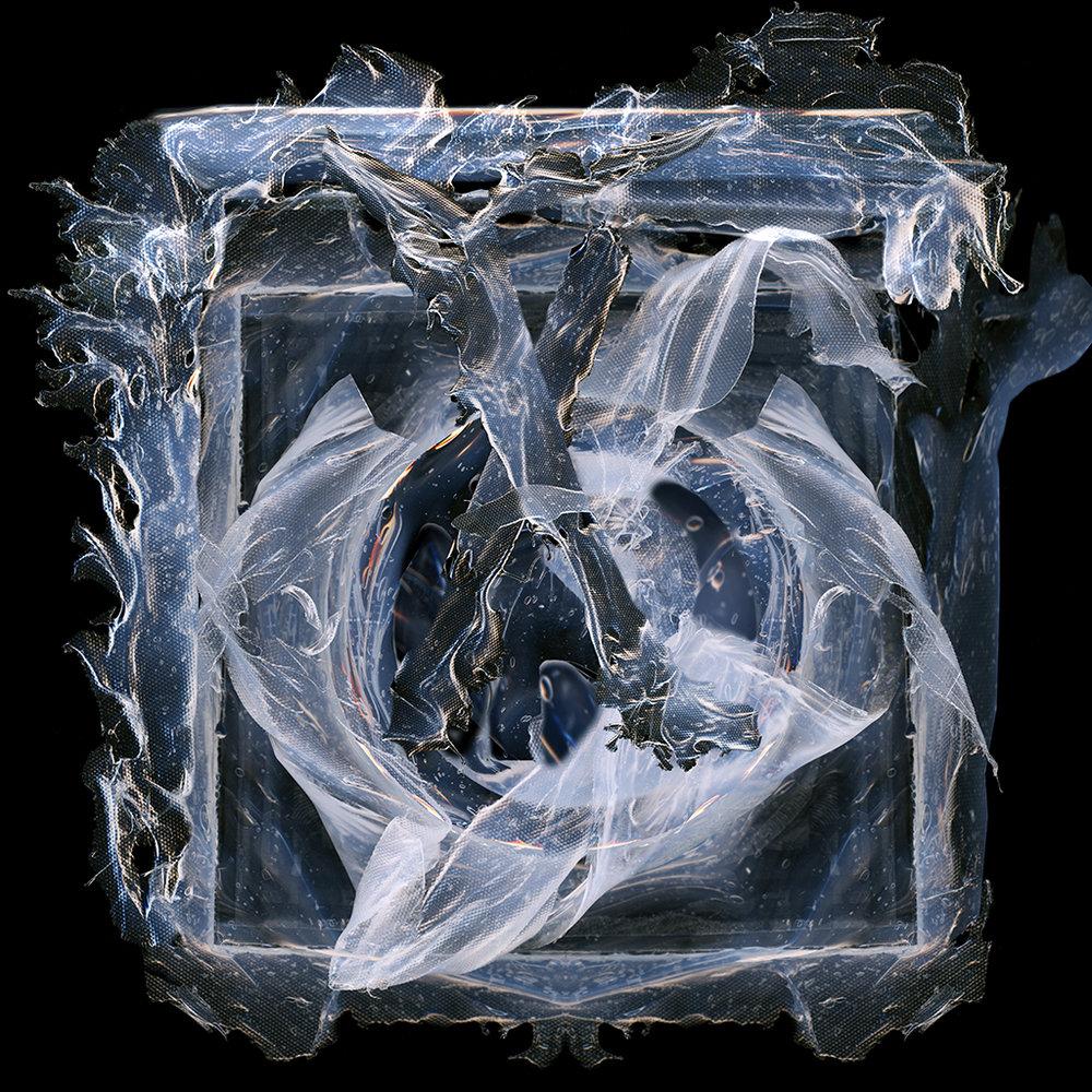 Swirl  2017,Chromira photographic print, 100x100cm