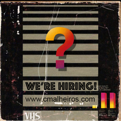 We're looking for someone to join our team in Paris. If you're eligible to work in France. If you have great photoshop skills. English speaking and French is a plus. If you have some cinema4d + corona skills. Well you're the person we need! Send an email to cm@cmalheiros.com