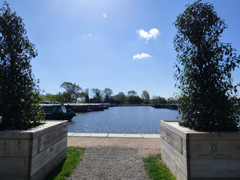 white_mills_marina_river_nene_nene_valley_open_day