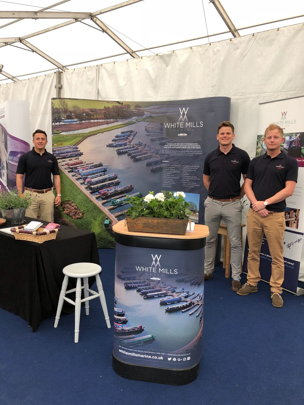 crick_boat_show_marina_moments_white_mills_marina_skinner_team