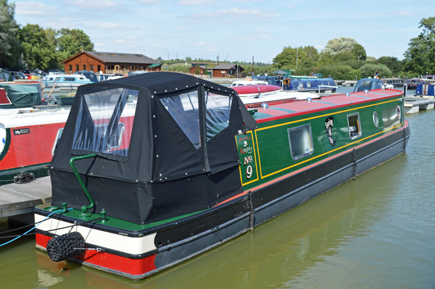 Spring_94_white_mills_marina_river_nene_narrowboat_for_sale