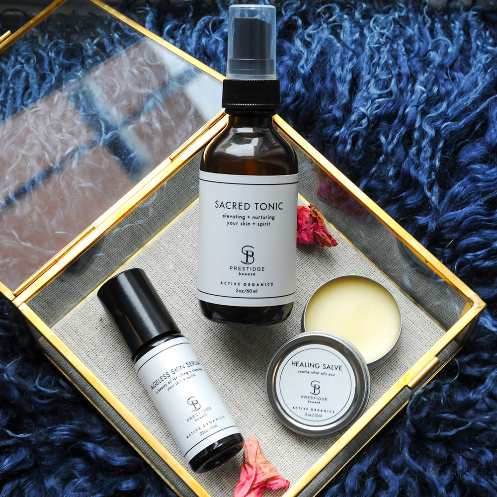 SKIN SAVIOUR SET  $120 -