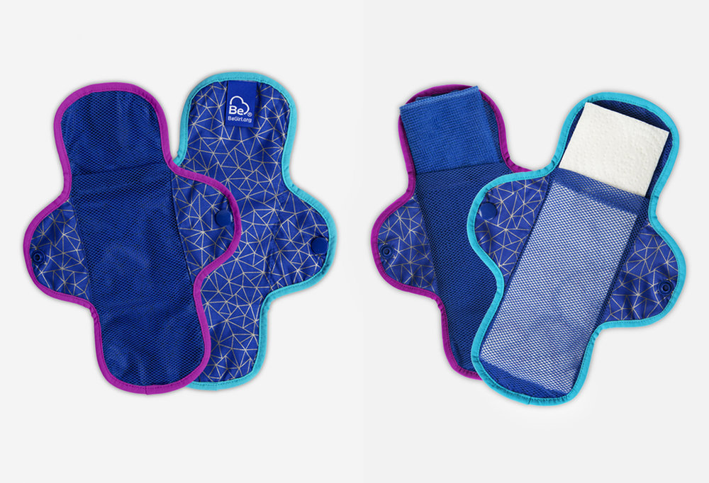 Be Girl Reusable Sanitary Pads