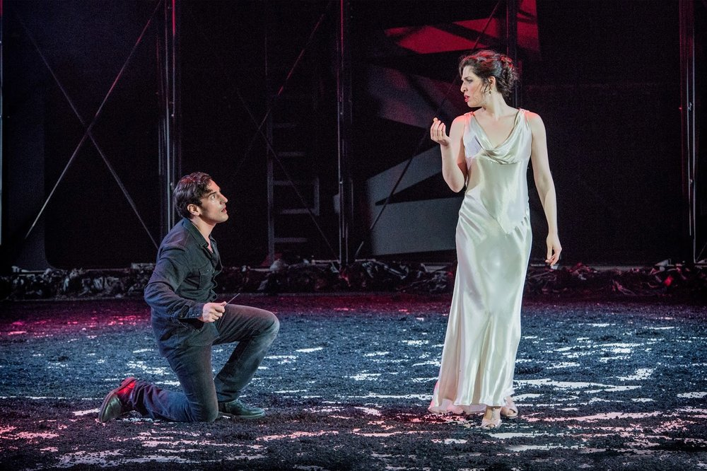 Leonardo Capalbo and Na'ama Goldman in  Carmen