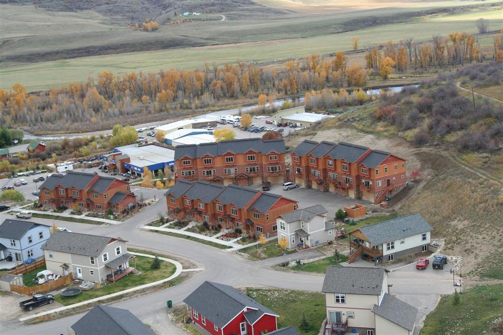 West End Town Home Subdivision is a 20 unit complex that JSM procured the purchase of in 2004 and developed turn-key for the development group Capstone Endeavors, LLC. JSM managed everything from entitlements, construction, marketing and finally the sale of each unit. This was a unique project as it was 50% affordable housing done in partnership with the City of Steamboat Springs. 75% of all of the units were sold to families living and working in Steamboat Springs.