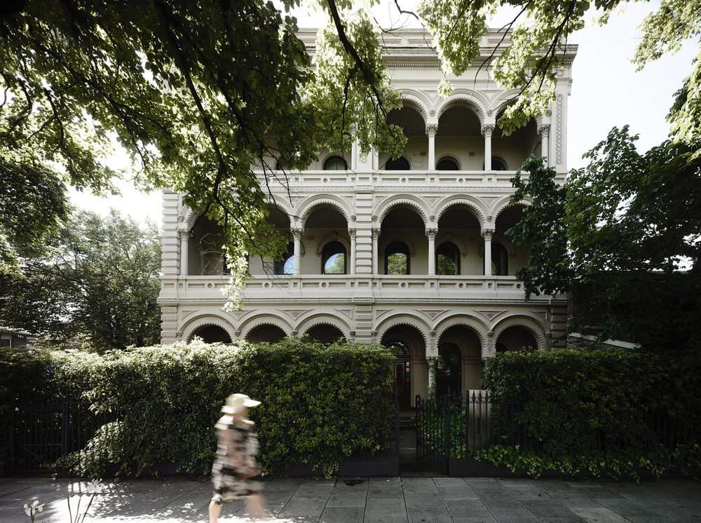 St Kilda house exterior