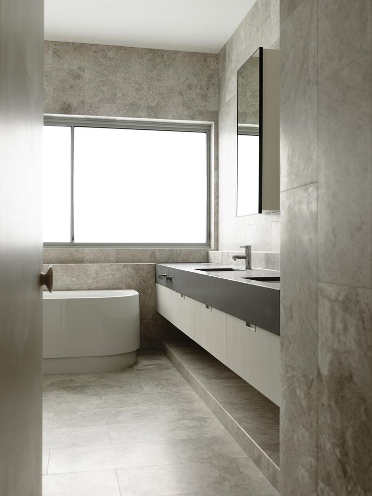 Chamvberlain architects Washington bathroom