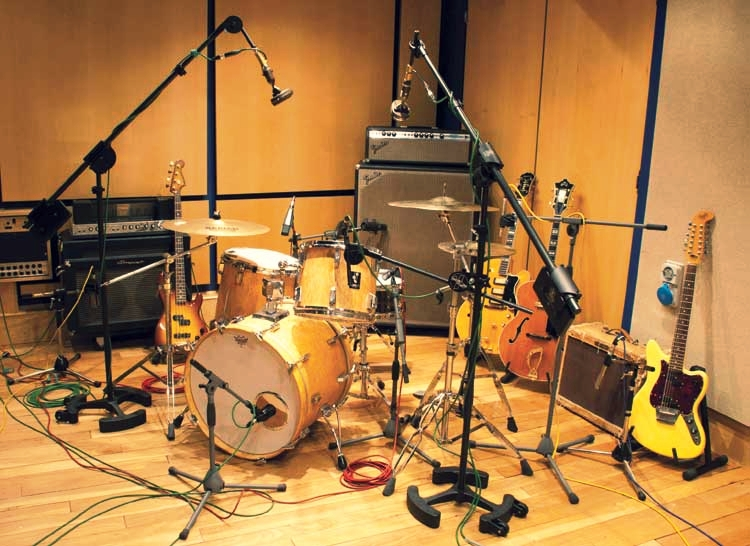 Sonor 1970s Drum Kit